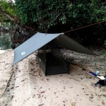afrykanska wyprawa przez dżunglę w Gabonie