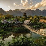 village-in-the-jungle-near-vang-vieng-laos