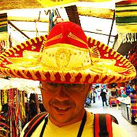 Grzegorz - ulubiony kierunek podróży to Meksyk